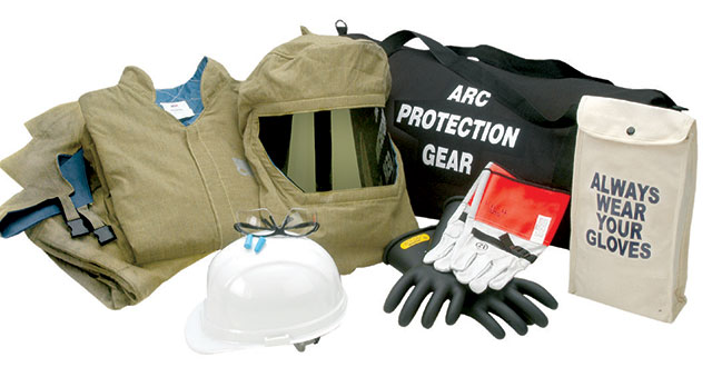 Related to Arc Flash